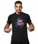 MENS FLARE GRAPHIC TEE